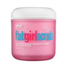 Bliss Fat Girl Scrub 226 g