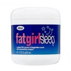 Bliss Fat Girl Sleep Creme para Celulite