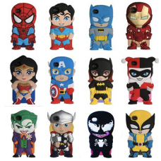 Capa Super Heróis - iPhone 4 4s - 5 5S