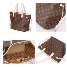 Bolsa Louis Vuitton Inspired NeverFull Monograma Canvas