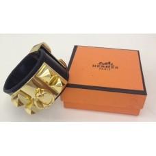 Hermès Bracelete Dourado Inspired