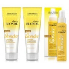 John Frieda Kit Sheer Blonde Go Blonder (Contém 3)