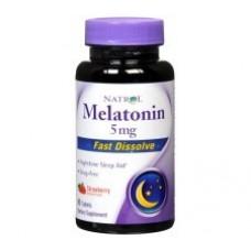 Natrol Melatonin 5 mg - 90 Capsulas