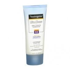 Neutrogena Ultra Sheer Dry-Touch Sunblock Lotion SPF 55