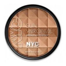 NYC Sun n Bronze Bronzing Powder Fire Island Tan