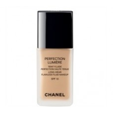 Base Chanel Perfection Lumiere Long-Wear Flawless Fluid Makeup SPF 10