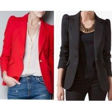 Blazer Decor Preto