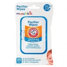 Munchkin Arm and Hammer Pacifier Wipes