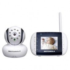 "Motorola Digital 2.8"" Video Baby Monitor - MBP33"