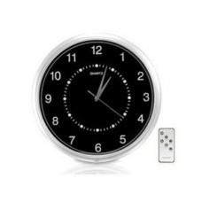BrickHouse Battery-Powered HD Wall Clock Hidden Camera
