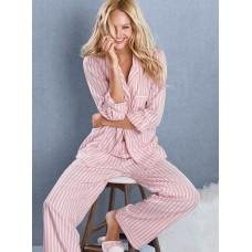 Pijama Victorias Secret Flanelado